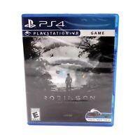 Robinson The Journey (Sony PlayStation 4 PS4 PSVR) New Sealed Free Shipping NIB