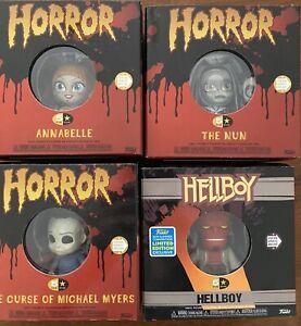 The Nun, Curse Of Michael Myers, Annabelle, Hellboy Horror - Funko 5 Star