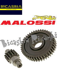 7911 - INGRANAGGI SECONDARI MALOSSI Z 14/43 MBK 125 DOODO SKYLINER THUNDER