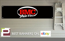 BMC Air Filter Workshop Garage Banner, Pit Lane, Motorcycle, Motorsport