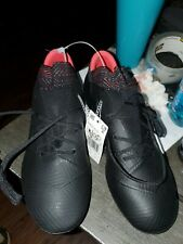 Adidas Nemeziz 18.2 Fg Size 7 Mens Core Black Soccer Cleats D97979 Messi