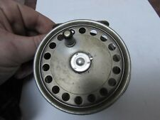 excellent V rare vintage hardy st george silent check fly fishing reel 3.75""