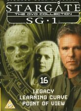 Stargate | SG 1 vol 16 | Legacy - Learning Curve - Point of View | Free Shipping