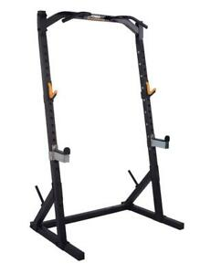 Powertec Workbench POWER RACK (WB-HR) Weight Training  Exercise Fitness System