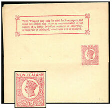 NEW ZEALAND 1878 ½d PSW UNWATERMARKED Samuel FA1a