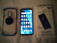 Samsung Galaxy S9 G960U 64GB BLACK Verizon. EXCELLENT Condition. No reserve!