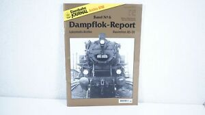 ::EISENBAHN JOURNAL..Band 6 Dampflok-Report  ..  // 43 B 35