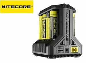 NITECORE INTELLICHARGER I8 Battery Charger 100% Authentic NITECORE NEW IN STOCK