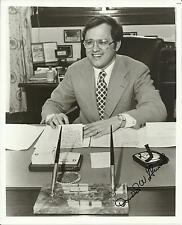 Donald W. Stewart - U.S. Senator Original Autographed 8x10 Photo and Letter