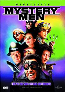Brand New DVD Mystery Men Ben Stiller William H. Macy Hank Azaria Greg Kinnea
