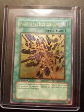 NEW YUGI OH FLASH OF THE FORBIDDEN SPELL CDIP-EN038  ULTIMATE 1ST.  ED UNPLAYED