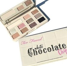 Too Faced WHITE CHOCOLATE CHIP PALETTE Limited Edition AUTHENTIC Brand New