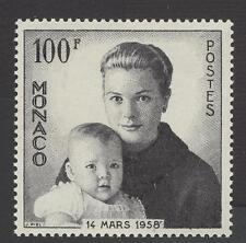 MONACO - 1958 - Nascita del Principe Alberto