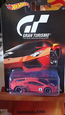 Hot Wheels Gran Turismo Lamborghini Aventador LP 700-4 (9985)