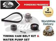für Citroen Berlingo C3 Xsara 1.6 16V 2000- > auf Wasser Pumpe & Zahnriemen Kit