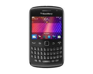 BlackBerry Curve 9360 - Black (O2) Smartphone
