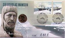 2012 Sir Douglas Mawson PNC