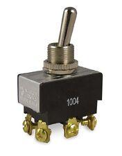 Gardner Bender GSW-123 Toggle Switch, DPDT, (ON)-OFF-(ON)