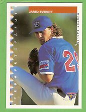 1995 AUSTRALIAN BASEBALL CARD #66  JARED  EVERETT, HUNTER  EAGLES
