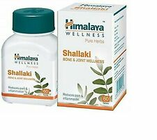 5x60tab Himalaya Herbal Shallaki Tablets 300tab Long Expiry FS&P