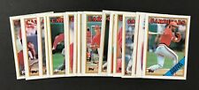ST. LOUIS CARDINALS ~ 1988 Topps Baseball Cards ~ 27-Card Team Set ~ Mint!