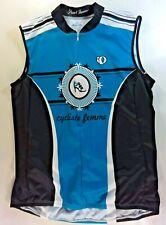 Pearl Izumi Woman's Half Zip Sleeveless Cycling Jersey - Cycliste Femme XL