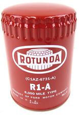 Ford Rotunda Oil Filter Red Mustang 1964 1965 1966 65 66 Thunderbird Fairlane GT