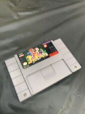AUTHENTIC! Mighty Morphin Power Rangers GAME  ONLY - SUPER NINTENDO SNES (032)