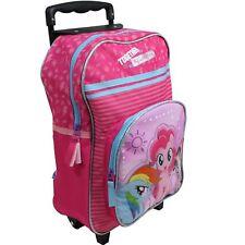 My Little Pony Trolley Koffer Kinderkoffer Rucksack Tasche Kinder Mädchen Pink