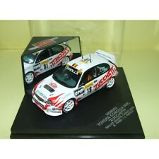 1/43 vitesse Toyota Corolla WRC Zucchetti Monte Carlo 2000 #18 Skm095