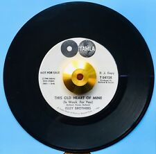 ISLEY BROTHERS *Demo* THIS OLD HEART OF MINE * NORTHERN SOUL MOTOWN R&B