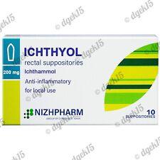 Natural anti-inflammatory agent, prostatitis, hemorrhoids, parametritis.