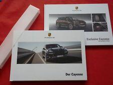 PORSCHE Cayenne tipo 92a DIESEL S S HYBRID GTS Turbo Hardcover prospetto di 2013