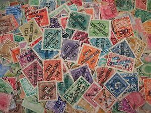über 1000 alte Briefmarken Alle Welt meisst Klassikwerte gutes Lot  x079