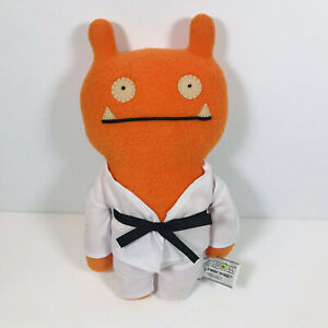 "Gund Ugly Doll Tae Kwon Wage 11"" Plush Toy Karate Figure (2013)"