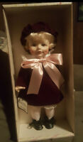 "Vintage Effanbee Originals 16"" Girl Doll Faith Wick Anchors Aweigh 1979"