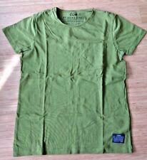 Kinder T-Shirt Jack Jones grün mit Druck Größe S 8 Jahre schick Designer