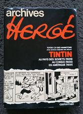 archives Hergé, Totor, C.P. des Hannetons, Tintin, 2. Ausgabe, 1973