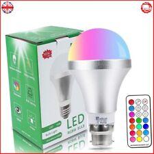 NetBoat Colour Changing Bulb B22 10W Dimmable,Netboat RGBW LED Light Bulbs Mood