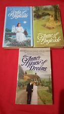 Anne of Green Gables SERIES 5, 6, & 8 (sold as Bundle)