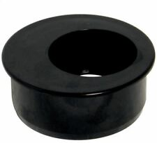 FLOPLAST 110mm Soil Pipe Rainwater 110x68 Reducer - Black