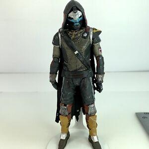 """McFarlane Toys Destiny 2 Cayde-6 7"""" Action Figure No Emblem Code Vanguard Mentor"""