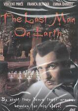 The Last Man on Earth (DVD, 2004)