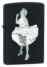 Original Zippo Sturmfeuerzeug 852866 Stars of Hollywood – Marilyn Monroe White