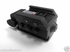 Red Dot Laser Gun Sight For Springfield XD XDm Pistol Tactical Weaver 7/8 Rail