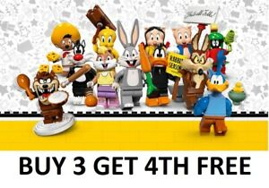 LEGO Looney Tunes Minifigures 71030 new pick choose your own BUY 3 GET 4TH FREE