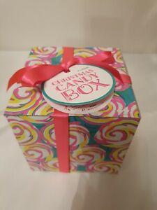 Lush Christmas Candy Gift Box