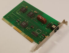 16 bit ISA Modem Teles.S0/16.3 Rev. 1.1 VINTAGE von 1995 Sammler TOP!