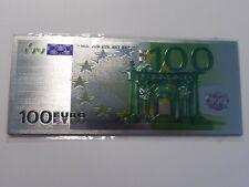 SUPERBE  MAGNETTE  BILLET  100  EUROS  -  NEUF SOUS BLISTER   // A VOIR  !!