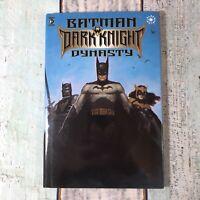 Batman: Dark Knight Dynasty DC Comics Hardcover & Dustjacket 1997 1st Edition NM